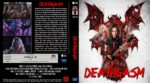 Deathgasm (2015) R2 Custom Blu-Ray German DVD Cover