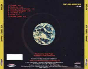 Deep Purple - Fireball - Back (1-2)