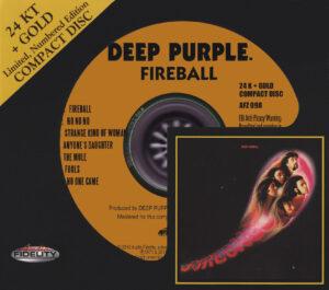 Deep Purple - Fireball - Front (1-2)