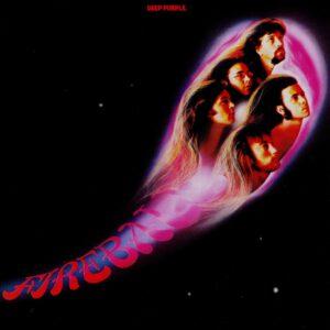 Deep Purple - Fireball (Japan) - 1999 Front