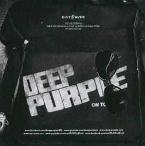 Deep Purple - Long Beach 1971 - Inside