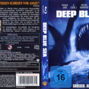 Deep Blue Sea (1999) R2 Blu-Ray German