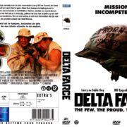 Delta Farce (2007) R2 Dutch DVD Cover