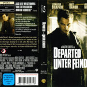 Departed: Unter Feinden (2006) R2 Blu-Ray German