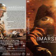 Der Marsianer-Rettet Mark Watney Blu-Ray (2015) (german)