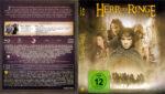 Der Herr der Ringe: Die Gefährten (Kinoversion) (2001) Blu-Ray German