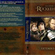 Der Herr der Ringe: Die Rückkehr des Königs (Extended Edition) (2004) Blu-Ray german