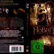 Der Hobbit: Smaugs Einöde (Extended Edition) (2013) Blu-Ray German