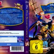 Der Schatzplanet (2002) R2 Blu-Ray German