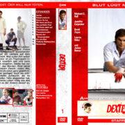 Dexter – Staffel 1 (2006) R2 german custom