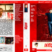 Dexter – Staffel 3 (2008) R2 german custom