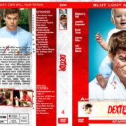 Dexter – Staffel 4 (2009) R2 german custom