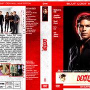 Dexter - Staffel 8 (2013) R2 german custom