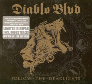 Diablo Blvd - Follow The Deadlights - 1Front (1-2)