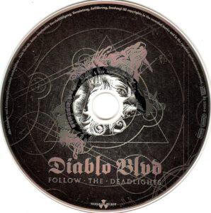 Diablo Blvd - Follow The Deadlights - CD