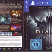 Diablo III – Ultimate Evil Edition (2014) PS4 German
