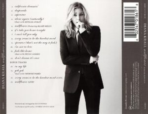 Diana Krall - Wallflower - Back2