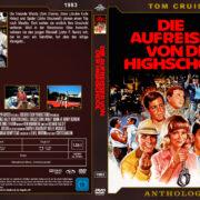 Die Aufreisser von der Highschool (1983) (Tom Cruise Anthologie) german custom