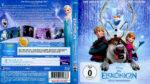 Die Eiskönigin: Völlig Unverfroren (2013) R2 Blu-Ray German