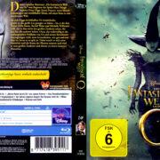 Die fantastische Welt von Oz (2013) Blu-Ray German