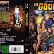 Die Goonies (1985) R2 Blu-Ray German