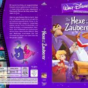 Die Hexe und der Zauberer (Walt Disney Special Collection) (1999) R2 German
