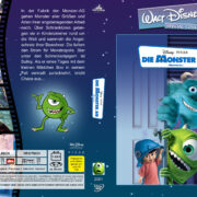 Die Monster AG (Walt Disney Special Collection) (2001) R2 German