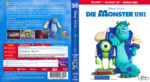 Die Monster Uni (2013) R2 Blu-Ray German