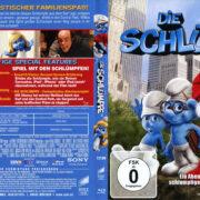 Die Schlümpfe (2011) R2 Blu-Ray german