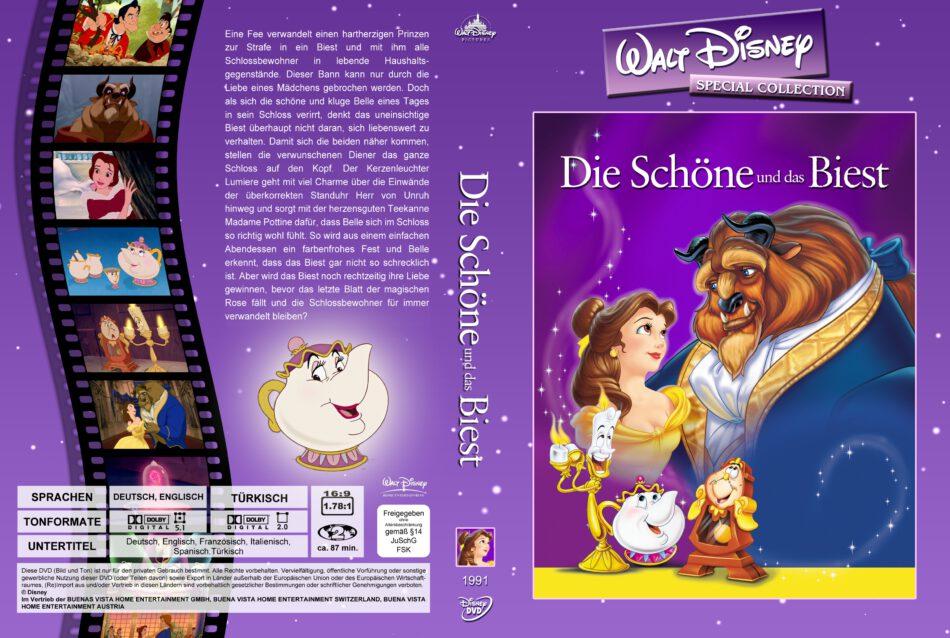 Walt Disney Die Schöne Und Das Biest Dvd