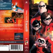 Die Unglaublichen (2004) R2 Blu-Ray German