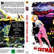 Die Zeitmaschine (1960) R2 Blu-ray German