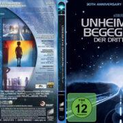 Die Unheimliche Begegnung der Dritten Art (1977) Blu-Ray German Cover