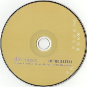 Dirtmusic - In The Desert (CD)