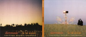 Dirtmusic - In The Desert (Digipack ront)