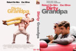 Dirty Grandpa (2016) R0 Custom DVD Cover