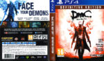 Devil May Cry Definitive Edition (2015) Pal PS4