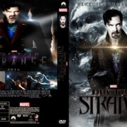 Doctor Strange (2016) Custom Dvd Cover