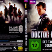 Doctor Who: Der Tag des Doktors (2013) Blu-Ray German