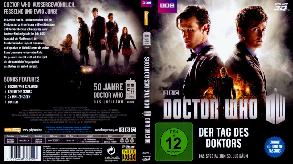 Doctor Who Der Tag Des Doktors Stream