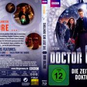 Doctor Who: Die Zeit des Doktors (2013) Blu-Ray German
