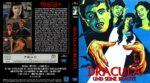 Dracula und seine Bräute (1960) Custom Blu-Ray DVD Cover (german)