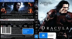 Dracula Untold - Cover
