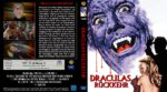 Draculas Rückkehr (1968) Custom Blu-Ray DVD Cover (german)
