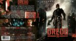 Dredd 3D Blu-Ray German DVD Cover (2012)