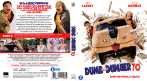 Dumb And Dumber To - Cover