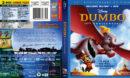 Dumbo (1941) R1 Blu-Ray DVD Cover