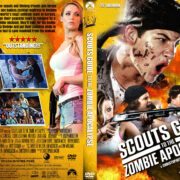 Scouts Guide to the Zombie Apocalypse (2015) R1 Custom