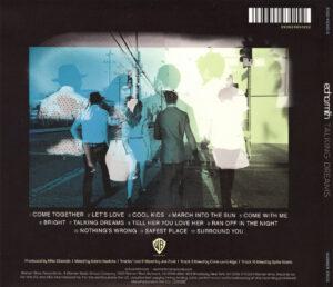 Echosmith - Talking Dreams - Back