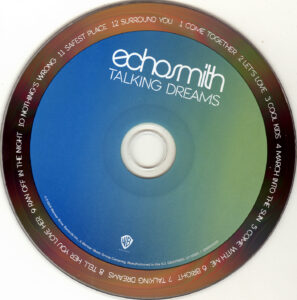 Echosmith - Talking Dreams - CD
